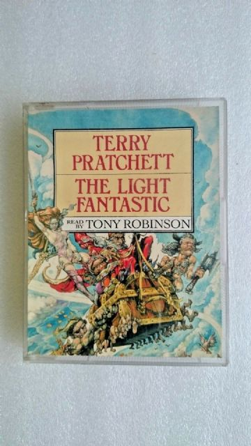 The Light Fantastic by Terry Pratchett (CD-Audio, 1993)